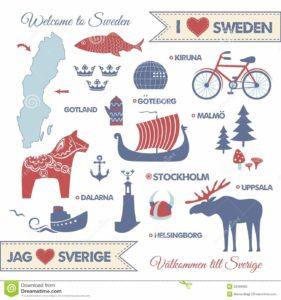Символы Швеции