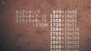 Данные манипуляции с цифрами Корана стали возможны только с появлением ЭВМ