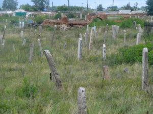 Таким и должно быть мусульманское кладбище. Хорошим воспитателем был имам Зайнулла Расулев
